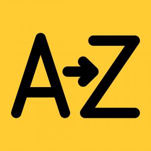 Shop All A-Z